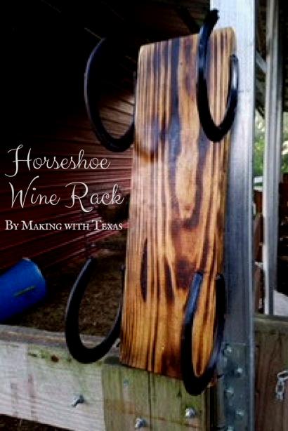 CANVA HorseshoeWineRack