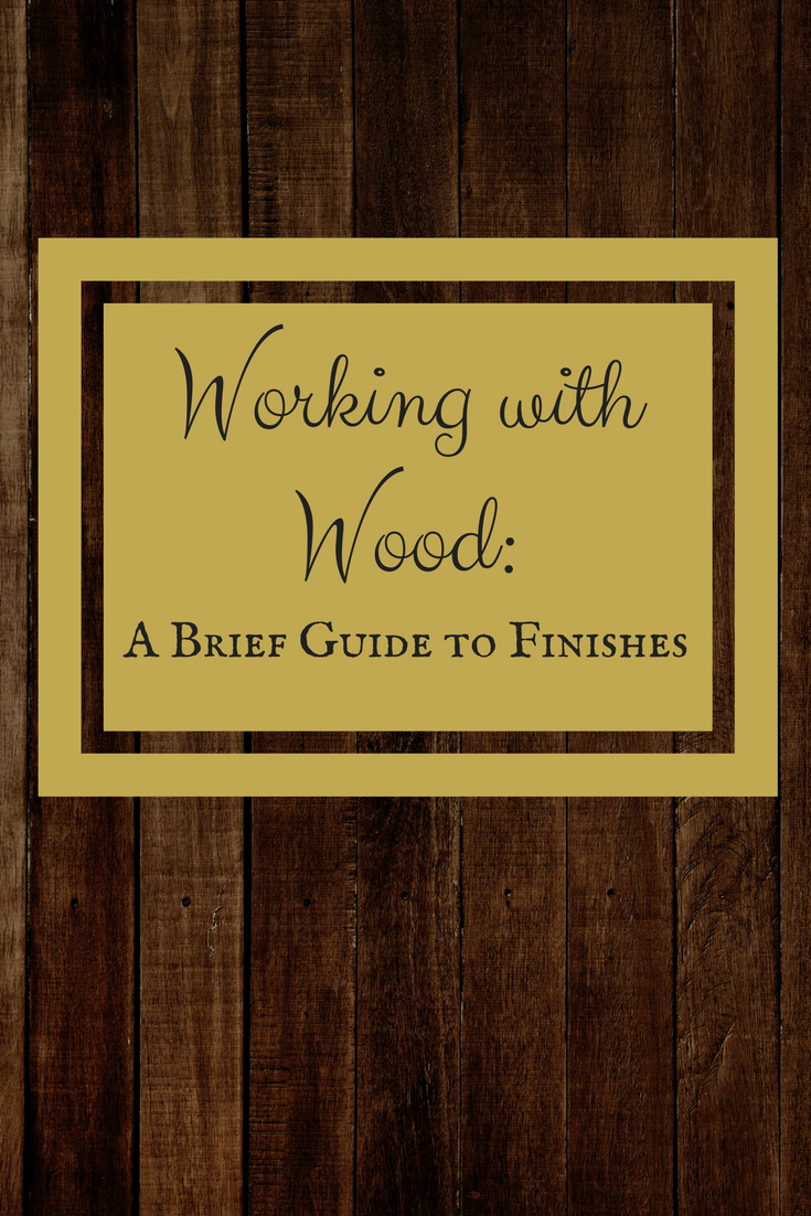 Working with Woods_
