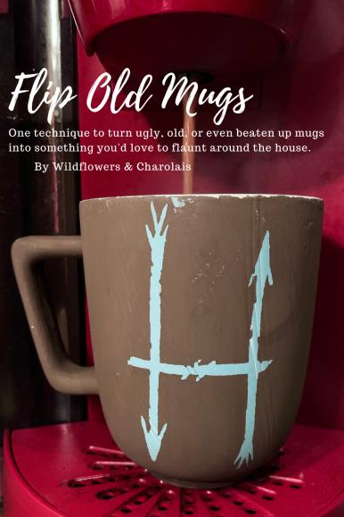 Flip Old Mugs